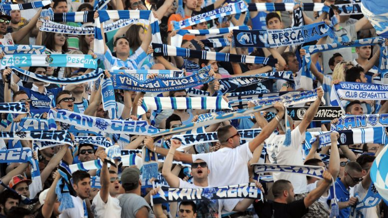 Pescara Ascoli In Vista Della Sentitissima Sfida Con I Bianconeri Dellex Cosmi Il Messaggio Attraverso Un Comunicato Della Curva Nord Tutti Allo