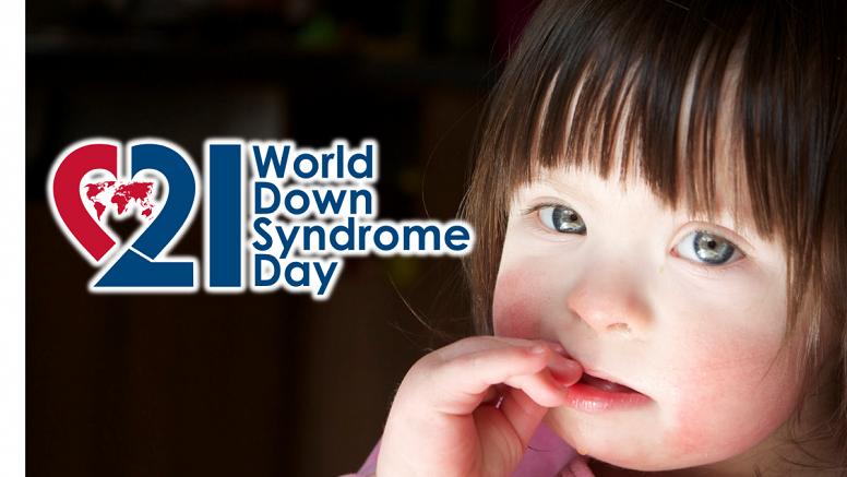 Oggi Giornata mondiale della Sindrome di Down
