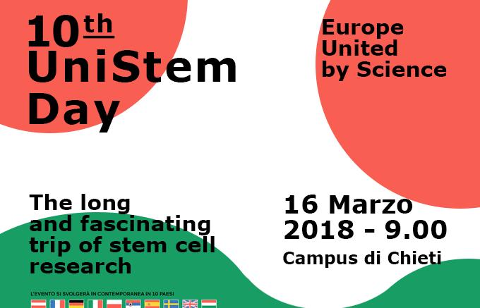 16 marzo: all'Università di Siena è l'UNISTEM Day 2018