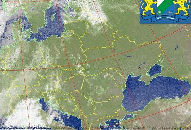 Previsioni Meteo 2-4/05. Pioggia a catinelle