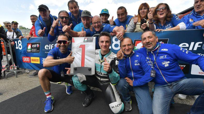 MotoGP 2018, Test Mugello: Marquez il più veloce nonostante il maltempo