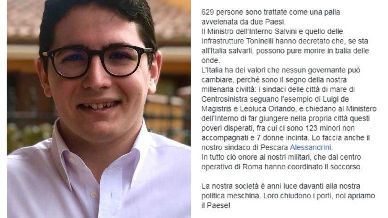 Migranti, Salvini chiude i porti italiani e scrive a Malta:
