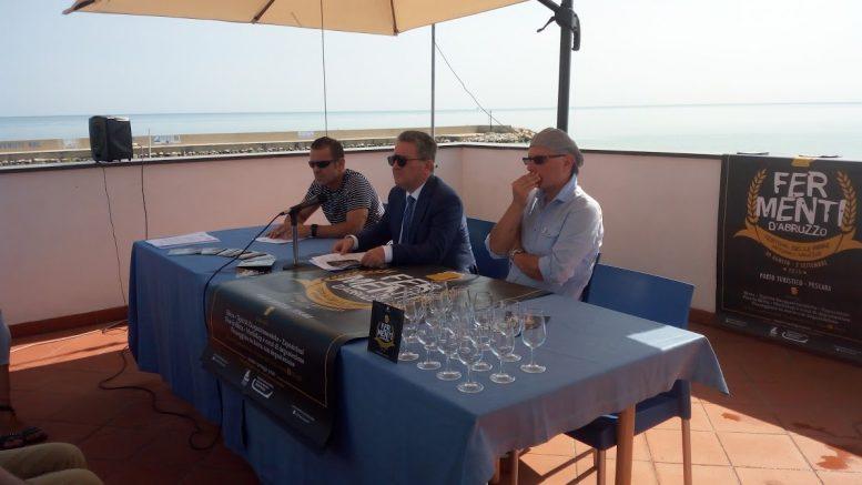 Pescara Camera Live : Al porto turistico marina di pescara sarà protagonista la birra rete8