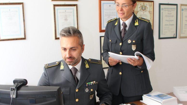 Gdf Chieti scopre maxi frode fiscale