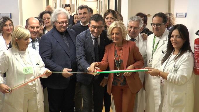 Teramo, inaugurato il nuovo reparto di Medicina Nucleare ...