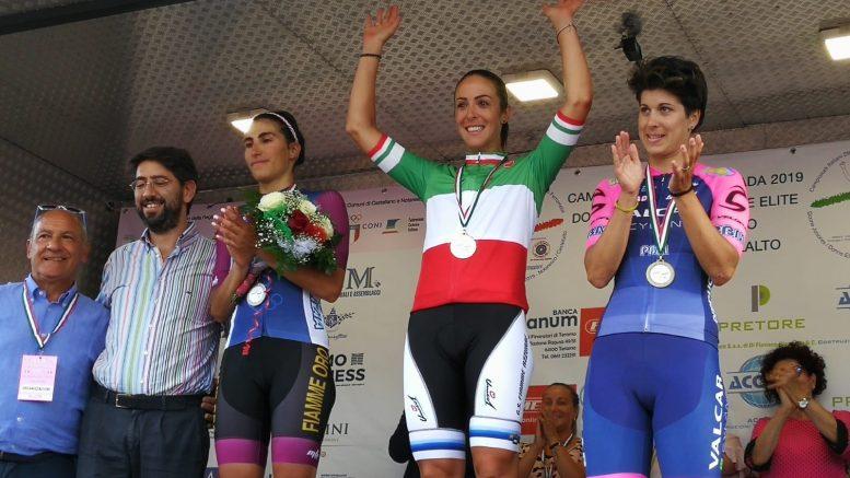 Campionati nazionali 2019 Eleonora Gasparrini e Marta Bastianelli regine d'Italia