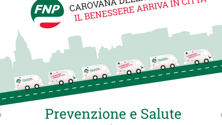 Pescara Carovana Della Salute Il Benessere Arriva In Citta