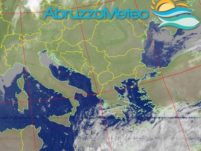 Previsioni meteo Abruzzo 15 gennaio - Rete8