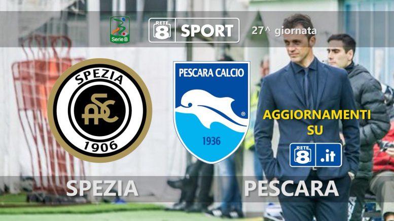 Serie B Spezia Pescara - Finale 2-0 - Rete8