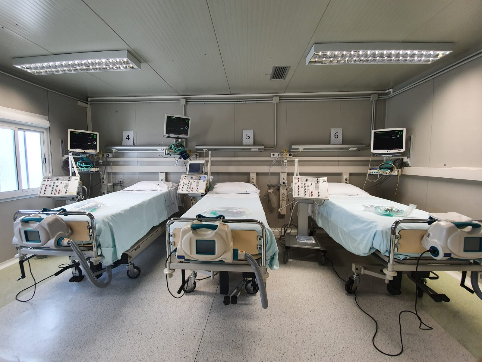 L'Aquila, Coronavirus: operativa la terapia intensiva dell ...