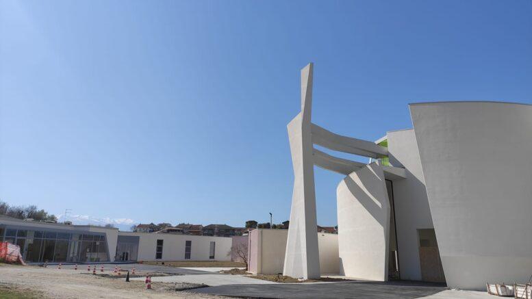 Chieti Scalo Nuova Chiesa Parrocchiale San Martino Vescovo Rete8
